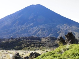 The Ngauruhoe a.k.a Mount Doom @ Lord of The Rings