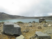 Another view of Blue Lake.